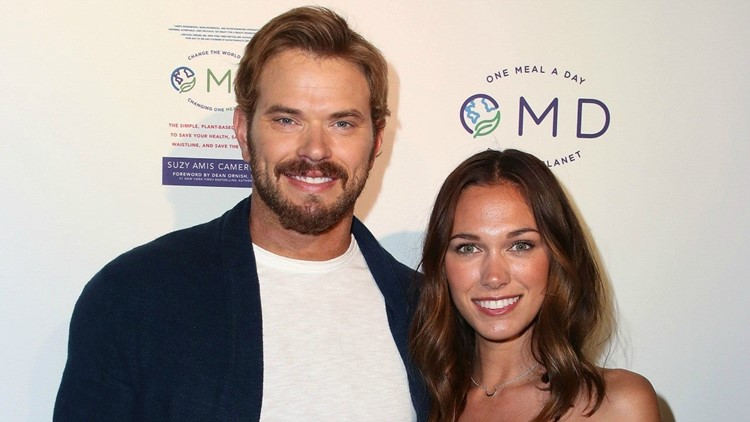 Kellan Lutz and Wife Brittany Welcome Baby Girl