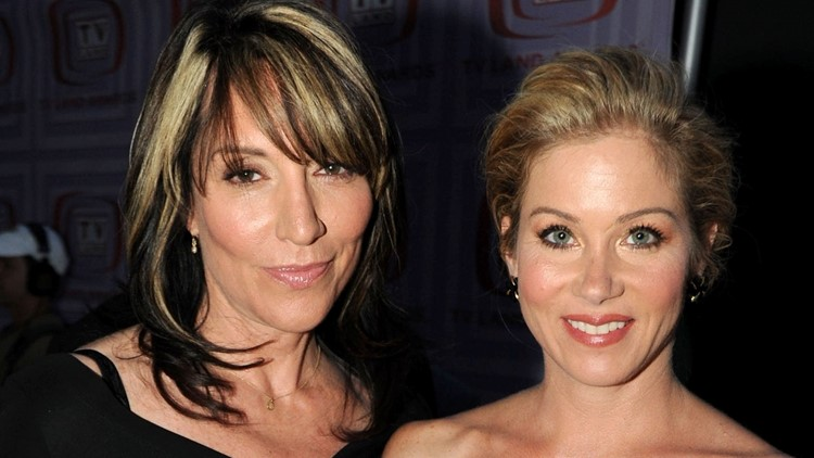 Katey Sagal on Reuniting With 'Married With Children' Co-Star Christina Applegate on 'Dead to Me' (Exclusive)