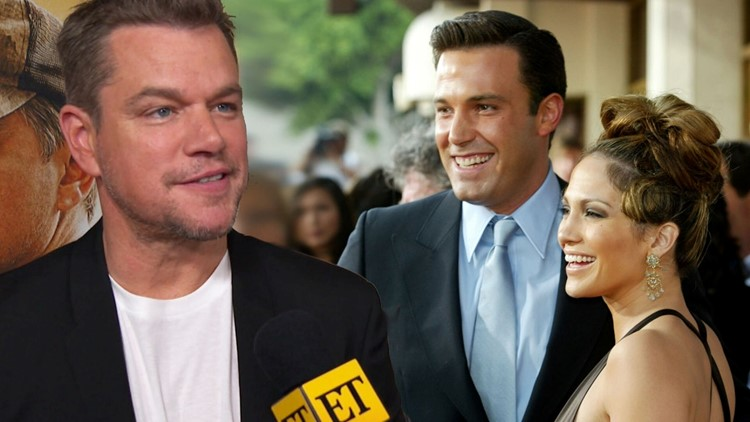 Matt Damon Shares How Things Are Different for Ben Affleck and Jennifer Lopez This Time Around