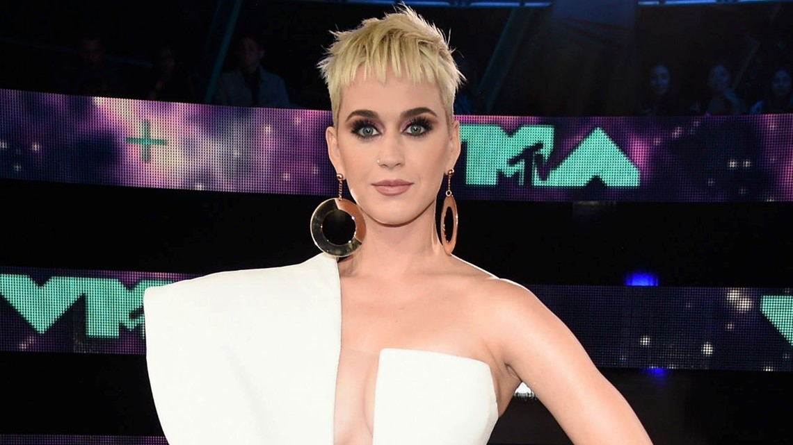 Katy Perry Posts Pic in Maternity Underwear Four Days ...