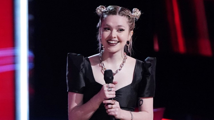 'The Voice': Ryleigh Modig's 'Drivers License' Performance Wows the Coaches