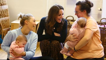 Kate Middleton Opens Up About Feeling 'Isolated' After Prince George's Birth