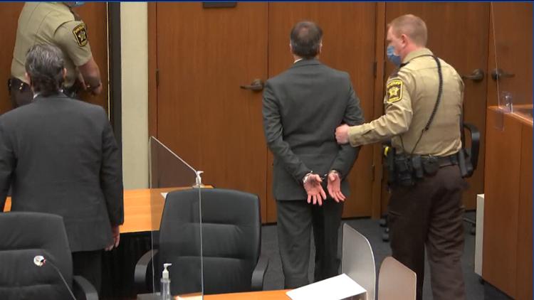 Derek Chauvin sentencing pushed back to June 25