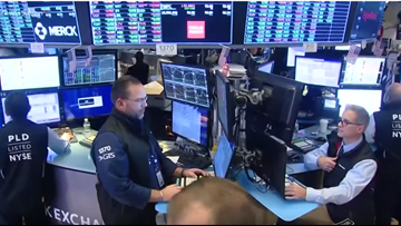 US adds 145,000 jobs; Dow Jones Industrial Average hits 29,000 for the first time ever