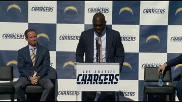 San Diego Chargers slip