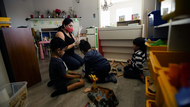 Almost 2 months later, child care providers still waiting for relief checks