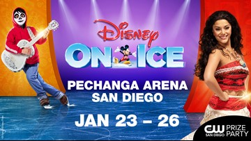 [CW Prize Party] Disney on Ice presents Mickey's Search Party