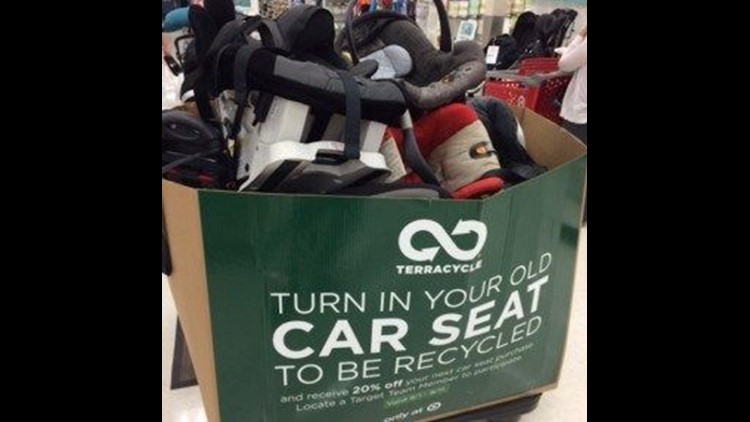 Target car seat trade in