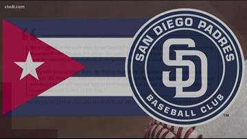 San Diego Padres among MLB teams subpoenaed in Cuban player investigation
