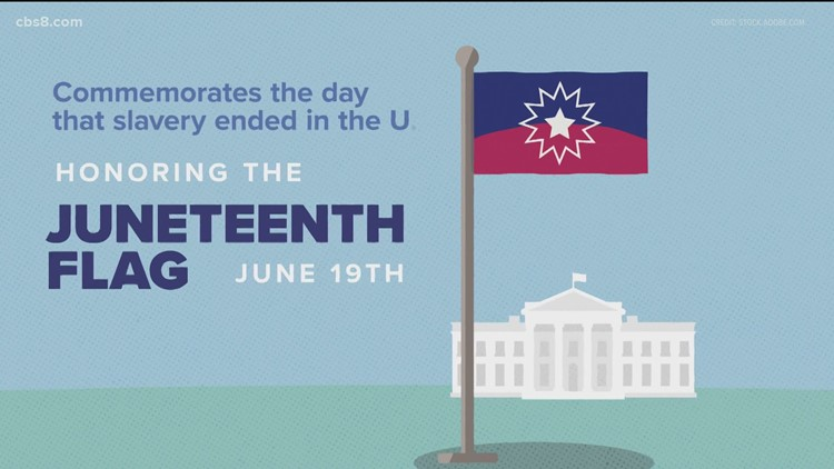 Juneteenth flag explainer
