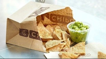 Chipotle: Guac isn't extra on National Avocado Day