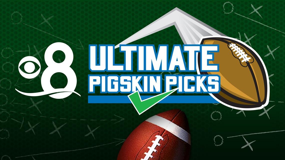 Ultimate Pigskin Picks is back!
