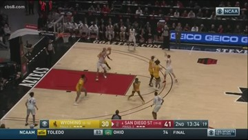 School spirit up while SDSU basketball on the rise