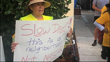 National City residents demand safer streets