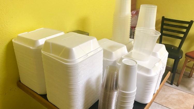 San Diego halts Styrofoam ban
