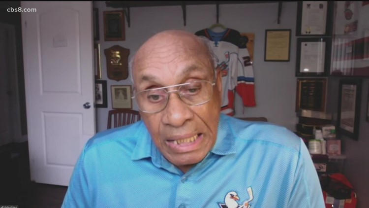 News 8 sits down with hockey legend Willie O'Ree