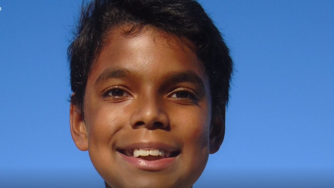 Jovan has a great amount of hope that he will find a forever family