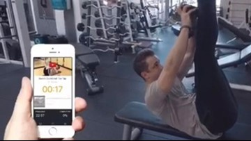Get access to a personal trainer 24/7 with the 'Virtual Personal Training' app