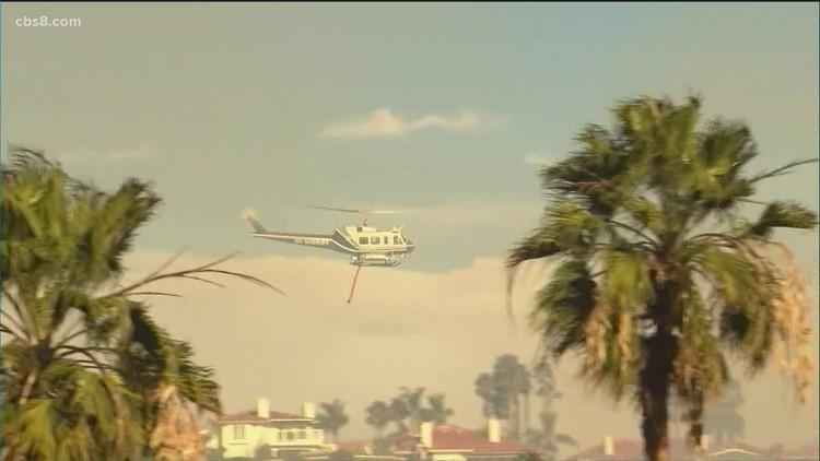 Firefighters halt spread of Park Fire in Carlsbad