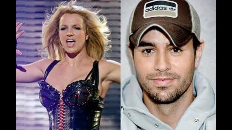 82f933c6700c3 Enrique Iglesias won t join Britney Spears on tour