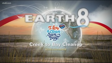 17th Annual Creek to Bay Clean Up will take place this weekend