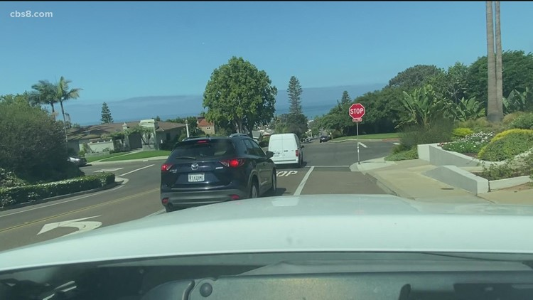 Point Loma neighbors fed up with dangerous intersection