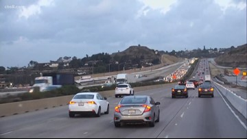 Rain and snow to impact San Diegans holiday travel