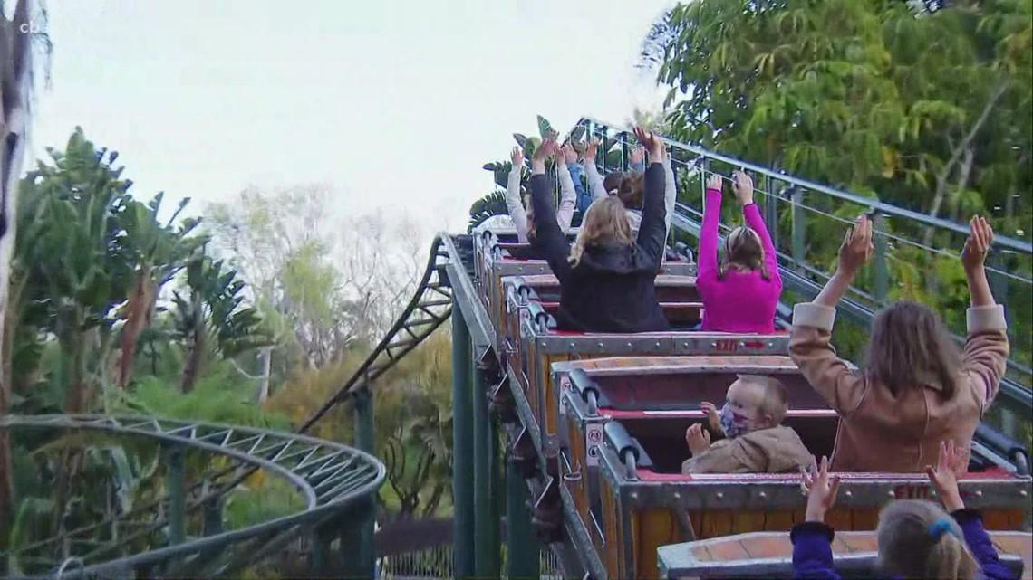 Rides reopening at Legoland in Carlsbad