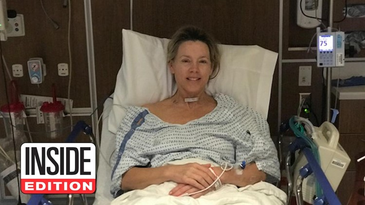 Inside Edition's Deborah Norville Smiles After Waking Up From Surgery to Remove Cancerous Thyroid Nodule