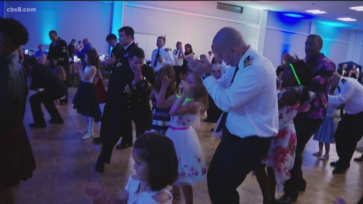 Military father and daughter dance creates deep bonds