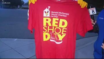 Join News 8 for Red Shoe Day Thursday, June 20