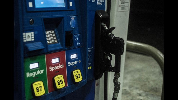 Brace yourself for record high gas prices in San Diego