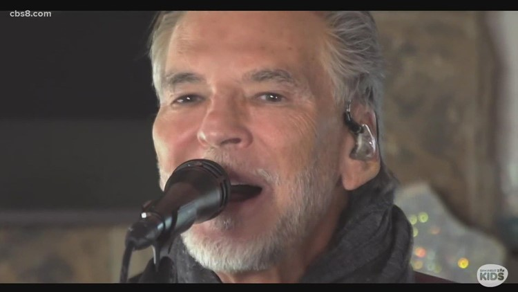 Kenny Loggins partners with the San Diego Zoo