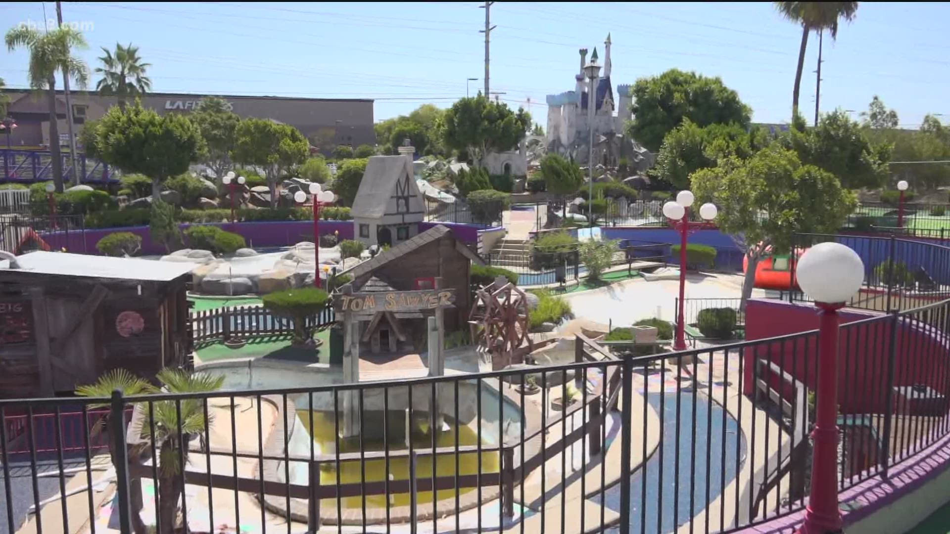 Boomers In San Diego To Become Family Fun Center Again Cbs8 Com