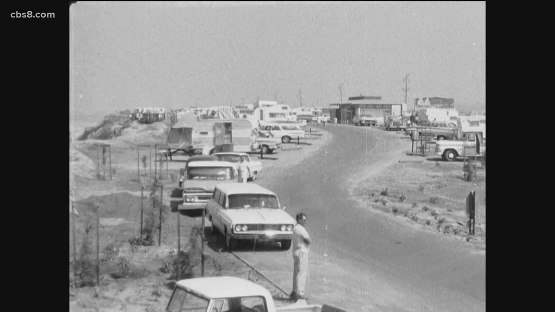 News 8 Throwback: Archive film footage serves as time capsule of 1965 | Part 2