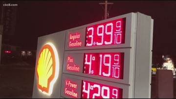 Gas Prices San Diego >> San Diego County Gas Prices Down For Eighth Straight Day