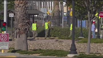 Coronado Naval base main gate reopens after 'security situation'