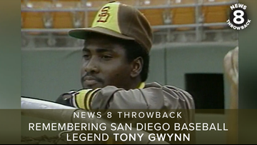 Mr. Padre: Remembering San Diego baseball legend Tony Gwynn on his birthday