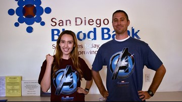 Comic-Con blood drive nets 3,300+ units for San Diego Blood Back