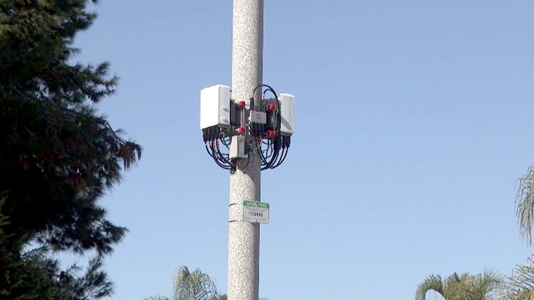 Your Stories: Lakeside parents want cell tower removed