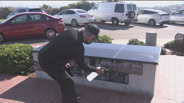 'Stand Down' event connects San Diego veterans with community