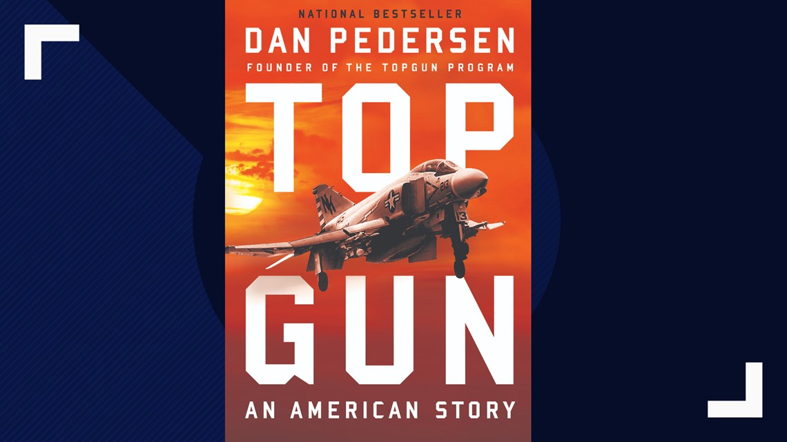 'Top Gun: An American Story': New book on elite flight school founded in 1969
