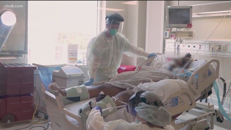 COVID-19 cases on the rise in San Diego County