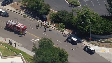 2 pedestrians killed, third in critical condition in Mission Valley