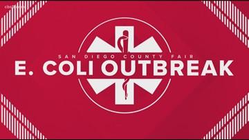 2 new probable cases of E. coli linked to San Diego County Fair