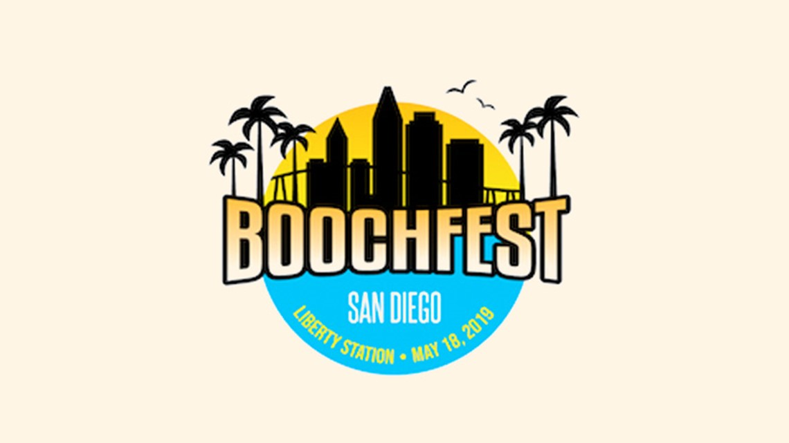 SoCal's 1st Kombucha Festival, Boochfest is taking over Liberty Station North Promenade this Saturday!  There will be over 20 kombucha brands to try.