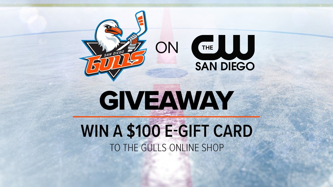 San Diego Gulls Giveaway!