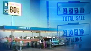 Gas Prices San Diego >> News 8 Throwback San Diego Gas Prices 40 Years Ago Will
