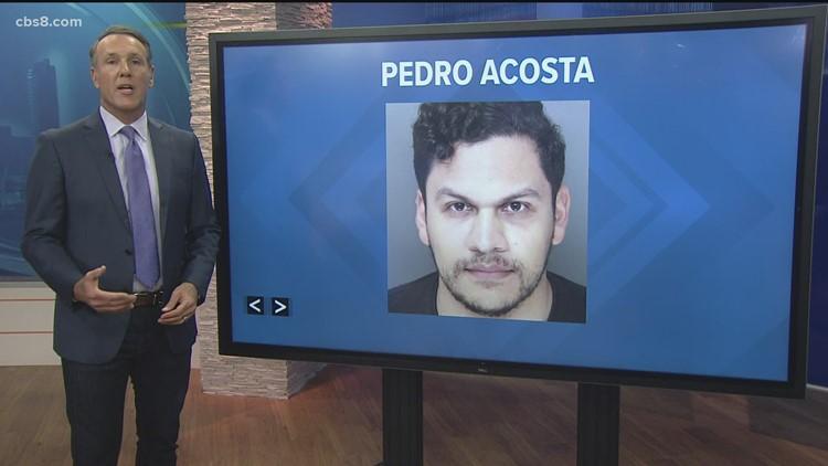 Manhunt: Pedro Acosta