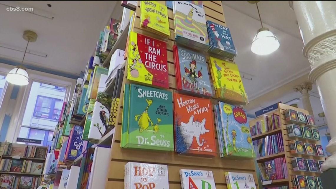 Are Dr. Seuss' books racist?
